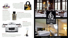 WHERE TO SPEND IT? International magazine suggests our lamps..
