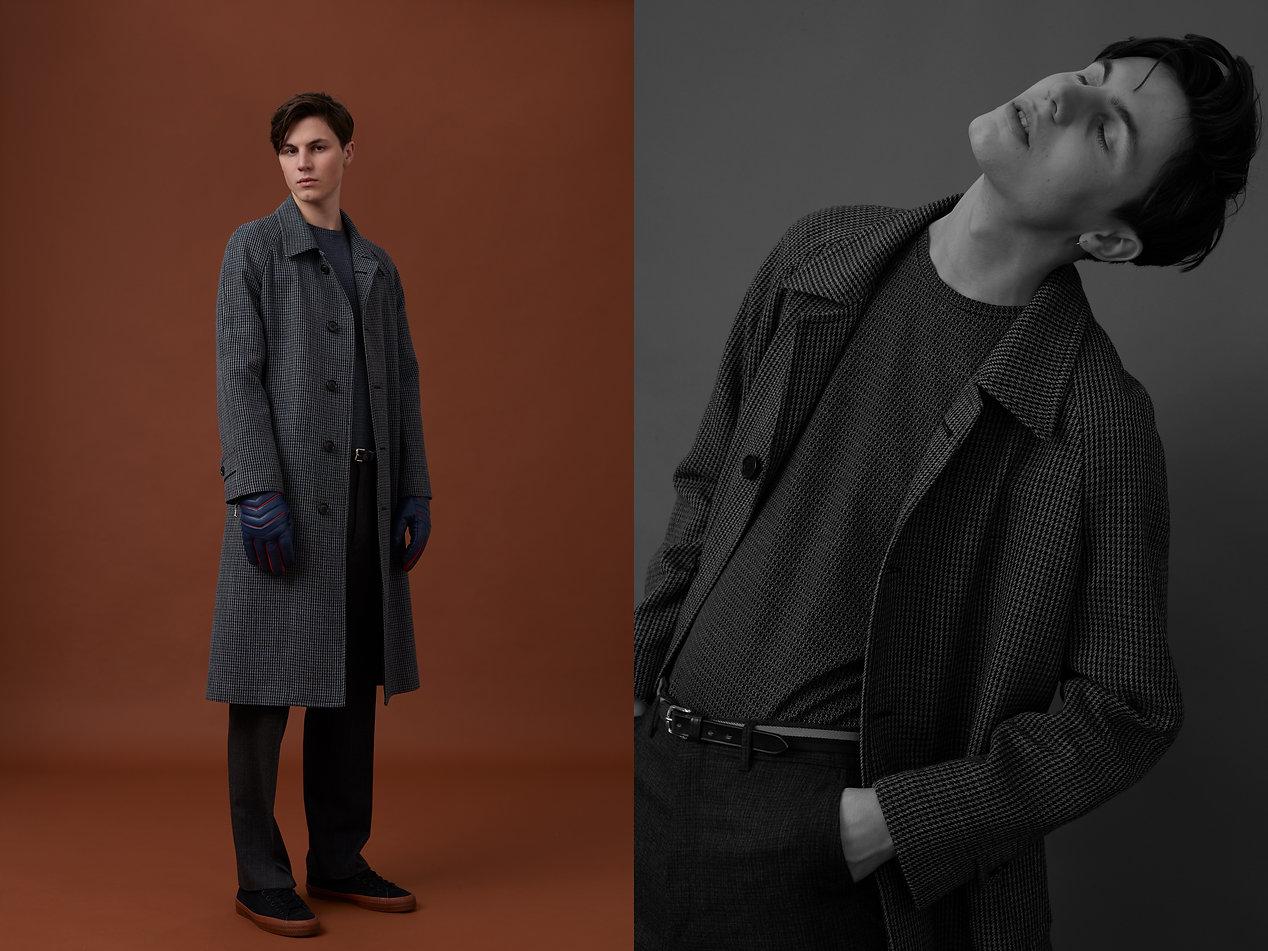 Cortili ad_aw19 campaign photoshoot_menswear lookbook