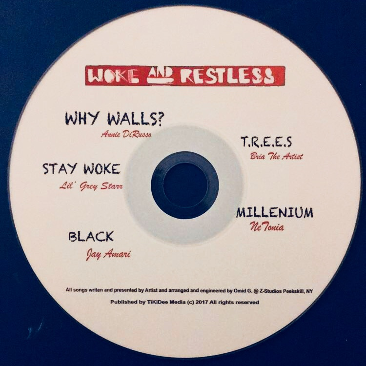 Woke And Restless CD