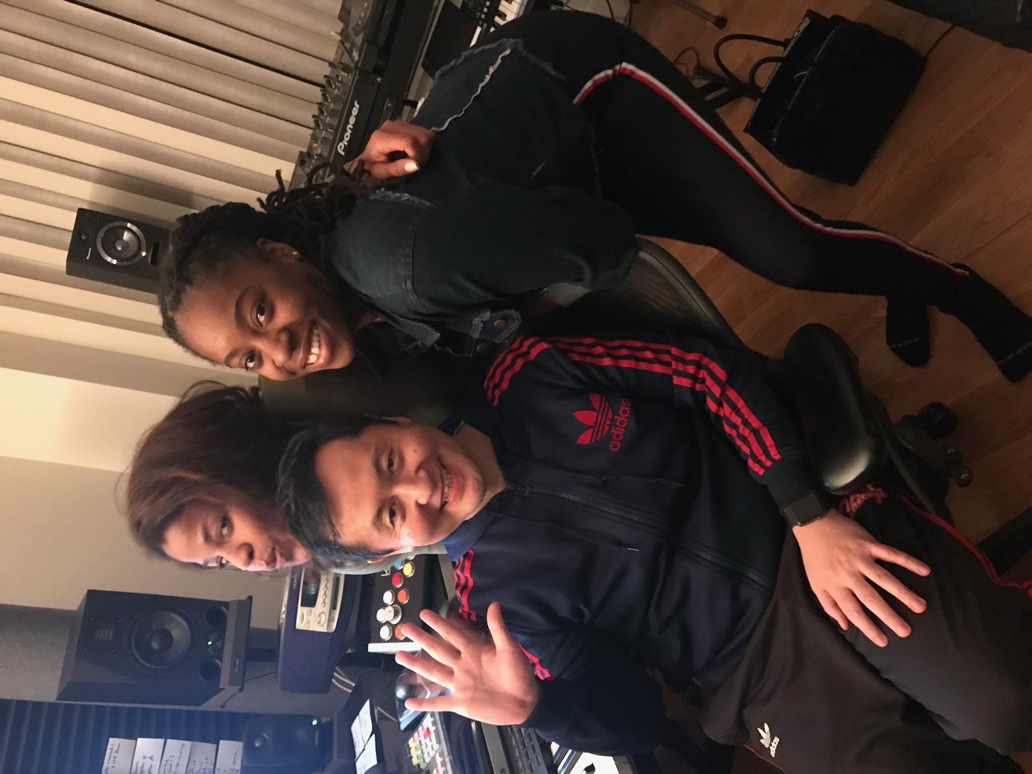 DJ Gomi, Nicole Henry & Bria