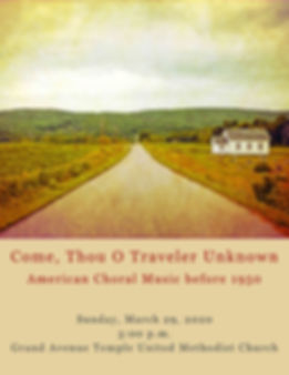 Come, Thou O Traveler Unknown poster.jpg