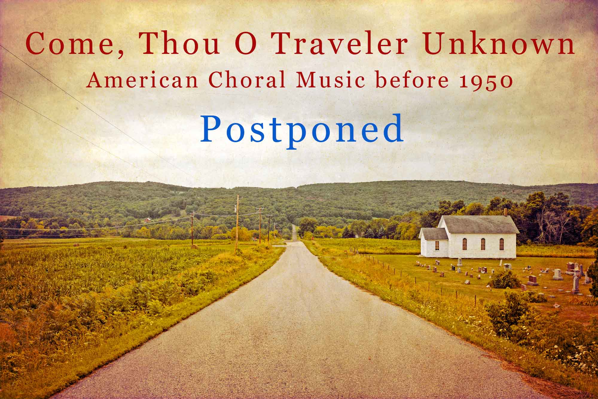 Come, Thou O Traveler Unknown slide_v3