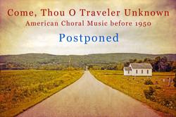 Come, Thou O Traveler Unknown slide_v3