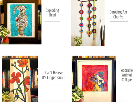Adulting for Artists - Episode 7 - Artist Carol Davis - Santa Monica, CA