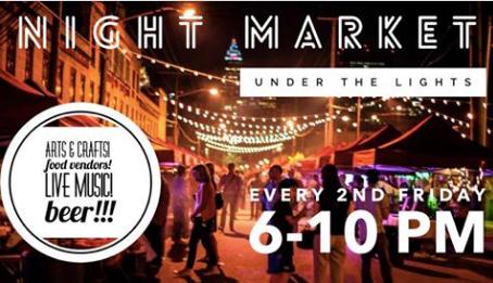 November 8 Dunedin Night Market