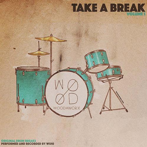Take A Break Vol. 1 (Drum Breaks)
