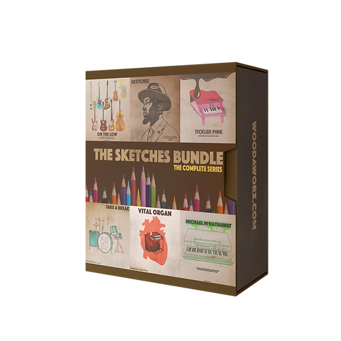 The Sketches Bundle : The Complete Series (Compositions)