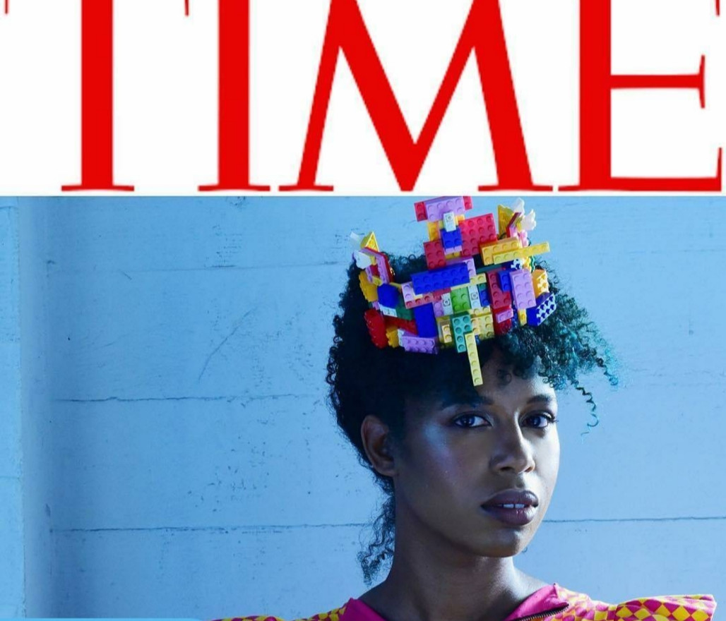 DEQN SUE/ TIME MAGAZINE