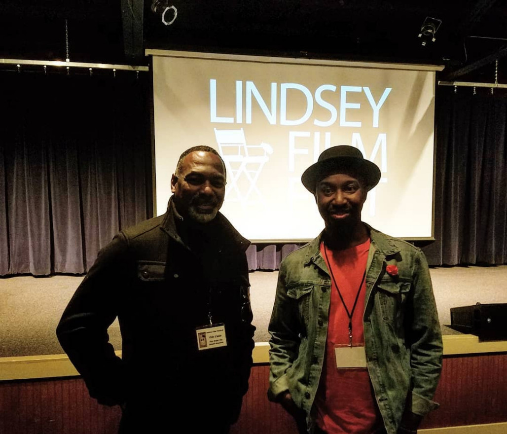 ESSIX AND WU10 AT LINDSEY FILM FESTIVAL