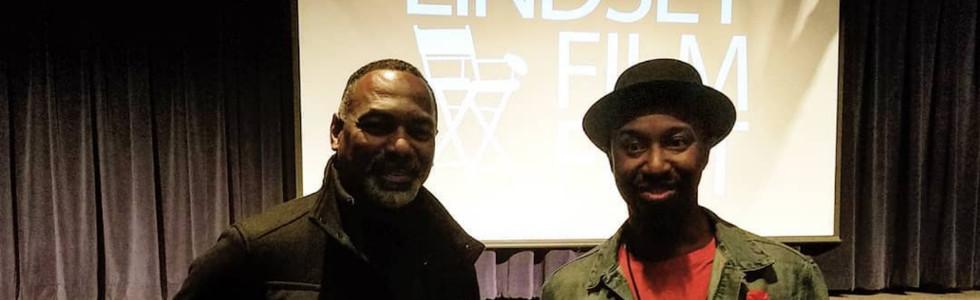 ESSIX AND WU10 AT LINDSEY FILM FESTIVAL