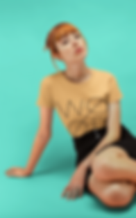 tee-mockup-of-a-cute-red-haired-girl-sit