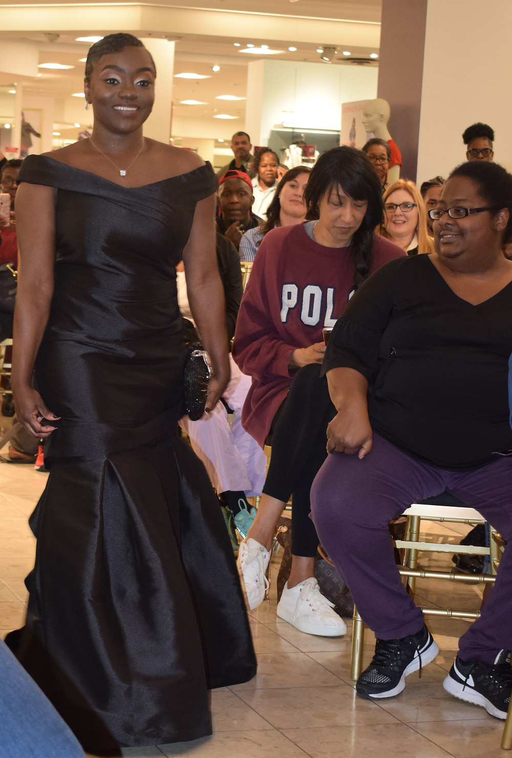 Macy's Black History Month Celebration in Atlanta at Lenox Mall; KD Reynolds Fashion Inspired by Michelle Obama