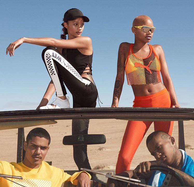 Rihanna Fenty x Puma Collection