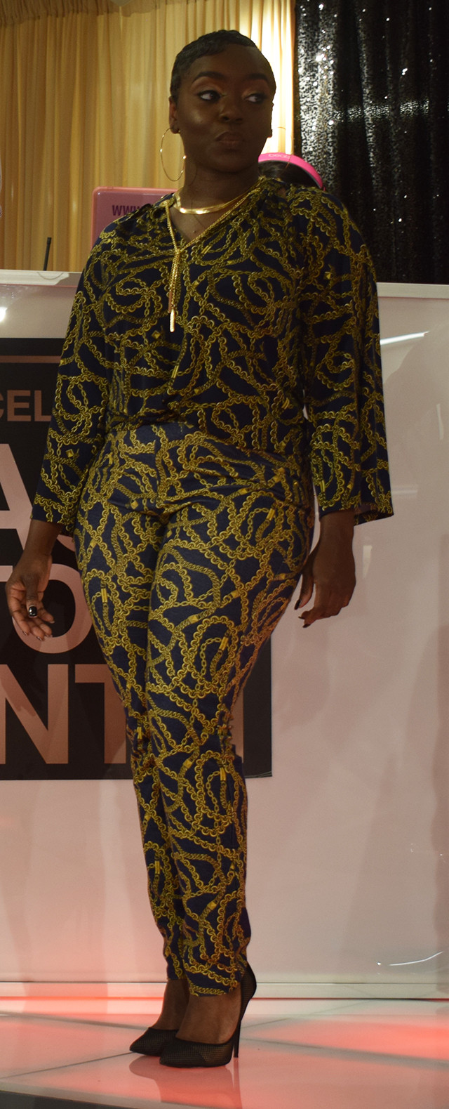 Macy's Black History Month Celebration in Atlanta at Lenox Mall; Gavon Owens Fashion Inspired by Rihanna Fenty