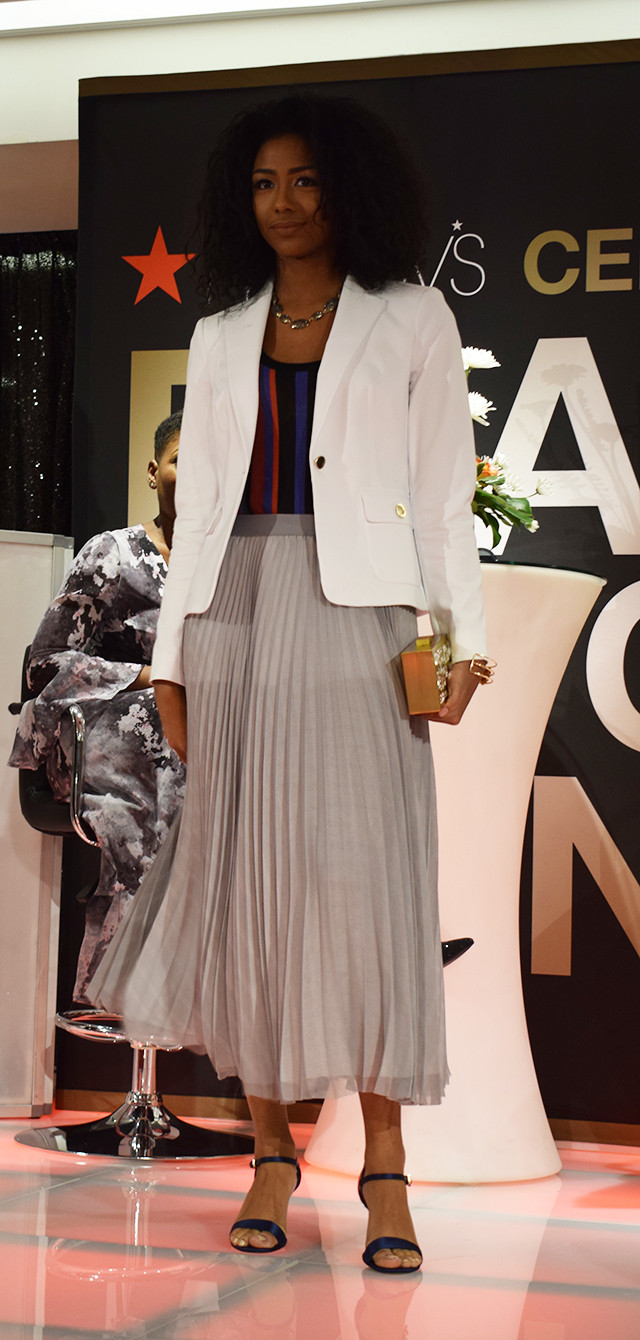 Macy's Black History Month Celebration in Atlanta at Lenox Mall; Brittany Boykin Fashion Inspired by Ursula Burns