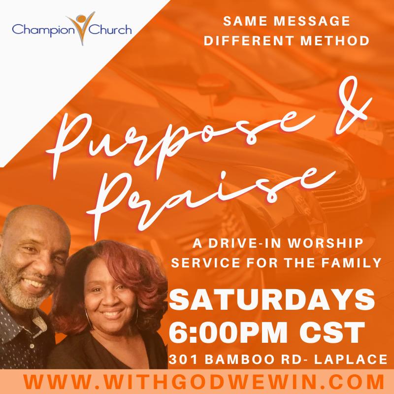 Purpose and Praise (1)