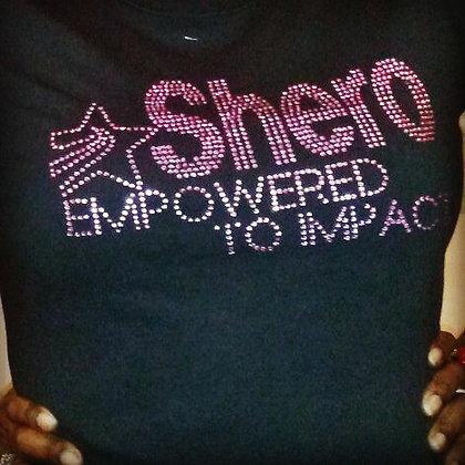 SHERO Bling Shirt