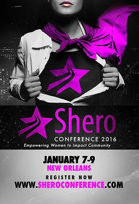 SHERO Conference on MP3  - 8 Audio Teachings