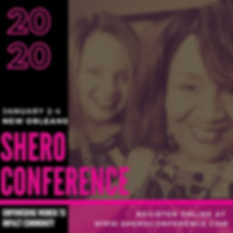 SHERO Conference 2020