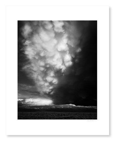 Thundercloud Over Sheep Mountain