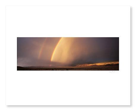 Elk Refuge Rainbow