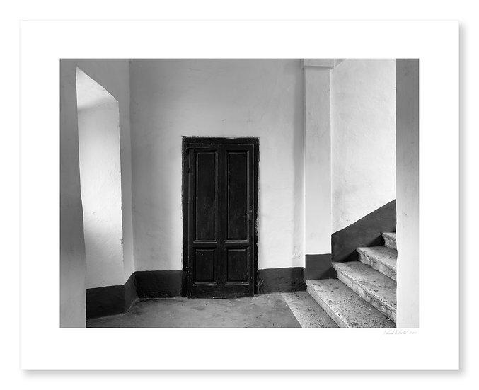 Doorway & Stairs