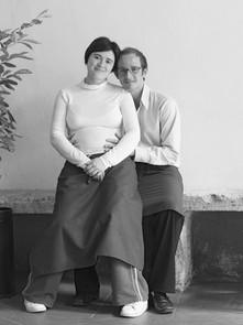 Simone and Michella, Caffè Le Logge