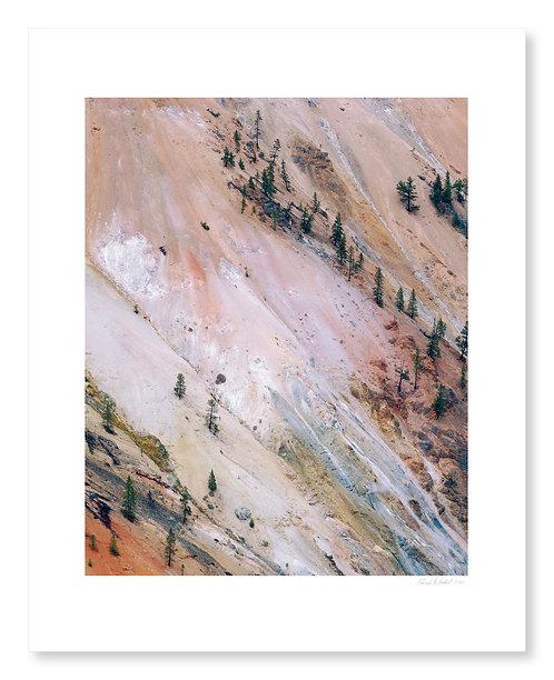 Yellowstone Canon Wall