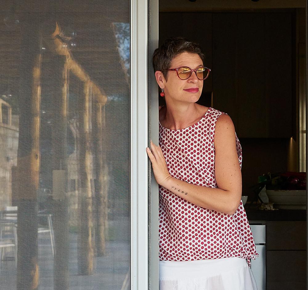Lisa Jane Cappannini Villa Palazzetta property manager
