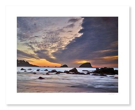 Sunset, Klamath, Oregon