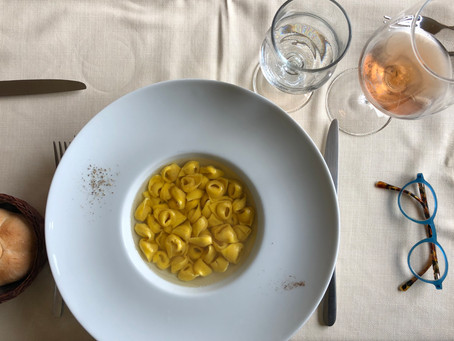 "In Search of the Elusive ""Wild"" Tortellini in La Grassa, Otherwise Known as Bologna."