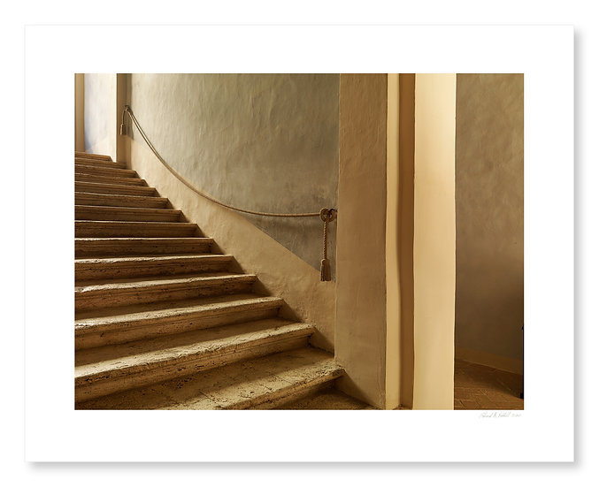 Stairway, San Quirico