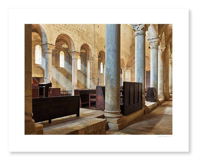 Sant'Antimo Interior