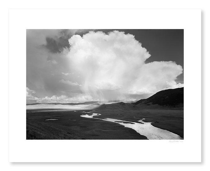 Elk Refuge & Cloud