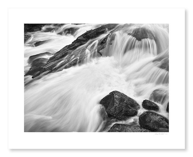 Spring Runoff, Taggart Creek