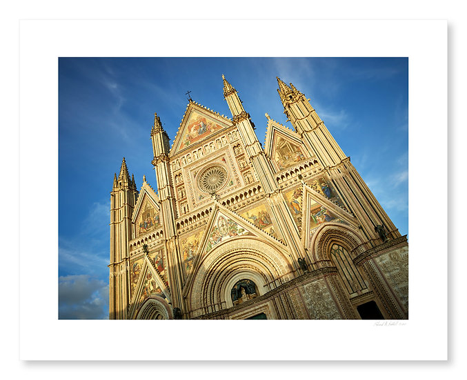 Cathedral, Orvieto