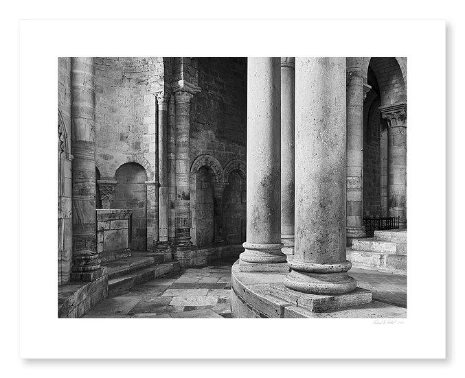 Sant'Antimo Columns