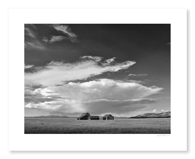 Moulton Cabins, Grand Teton National Park