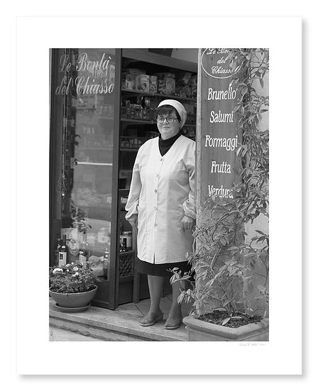 Mirella Dinitti, Montalcino, 2007