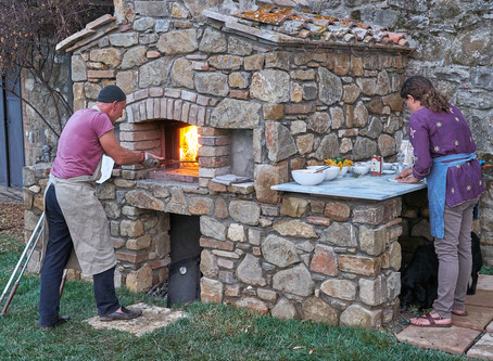 Pizza Night at Villa Palazzetta