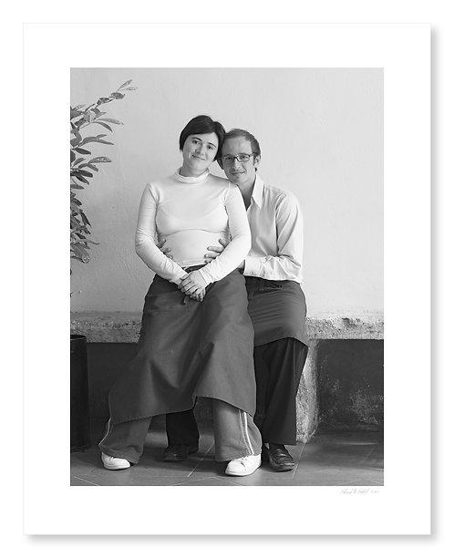 Michela & Simone, Montalcino, 2007