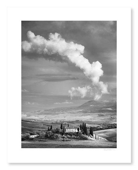 Villa & Cloud, Val D'Orcia