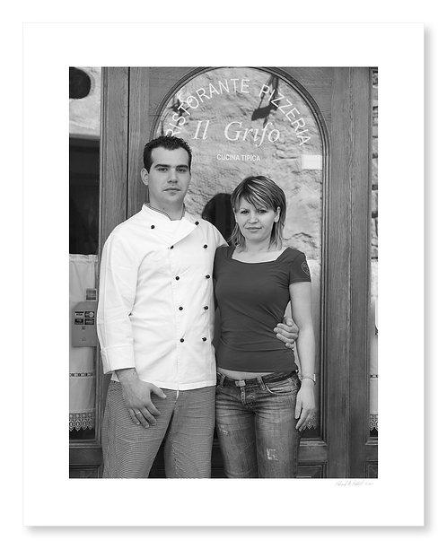 Federico & Mira, Montalcino, 2007