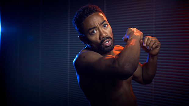 David Burnell IV Stunts: The only International Black English Speaking Actor in München Germany