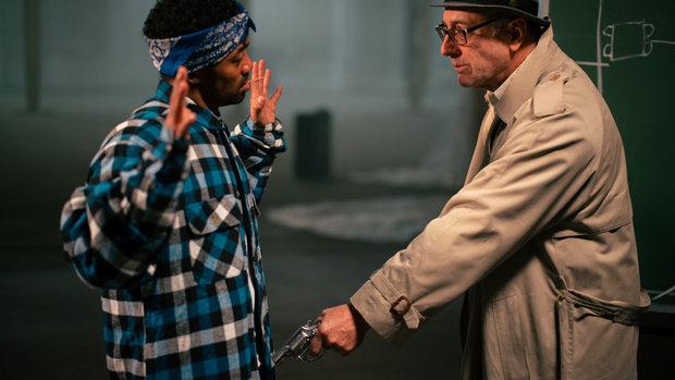 David Burnell IV X-Mas on Fire: International Black English Speaking Actor in München Germany