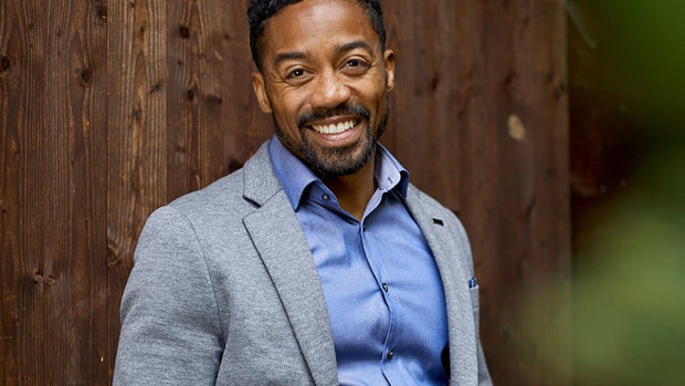 David Burnell IV The Salzburg Story: International Black English Speaking Actor in München Germany