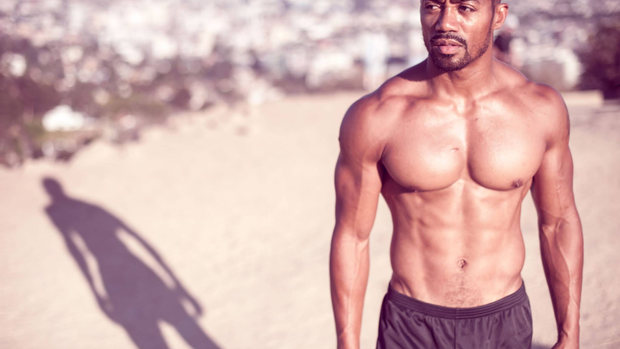 David Burnell IV Hardest Workouts:  International Black English Speaking Actor in Germany