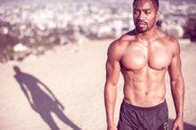 David Burnell IV Hardest Workouts:  International Black English Speaking Actor in Germany