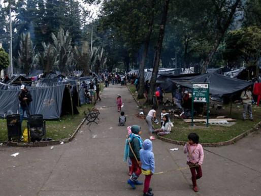 Se autorizó el desalojo de la comunidad Embera del Parque Nacional
