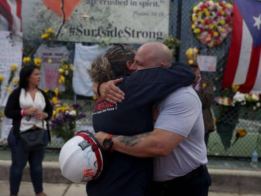 Termina la búsqueda de sobrevivientes en el colapso del edificio en Florida